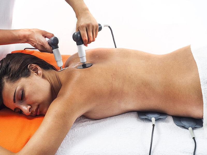 Manualna terapija in masaže Bruno Modno frizerstvo Frizerski salon Yvonne Tecar terapija 7